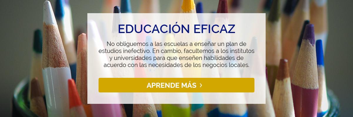Educación Eficaz