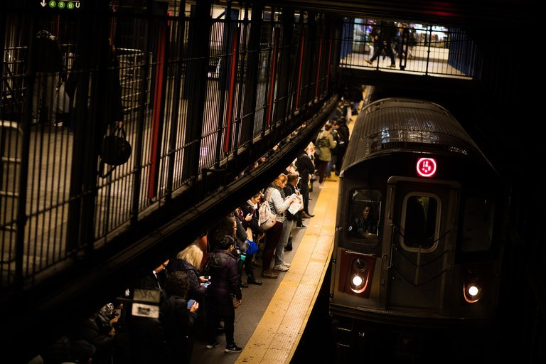 The Subways Have Gone to Hell: How NY Mass Transit Has Been