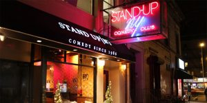 Stand Up NY Venue